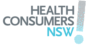 Health Consumers NSW logo